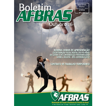 Edição 10 Outubro 2016