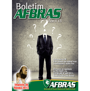 Edição 4 Abril 2013
