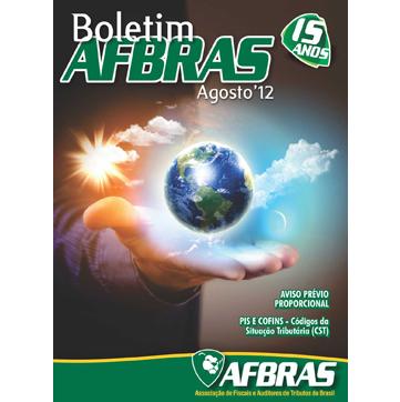 Edição 8 Agosto 2012